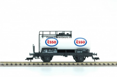 Fleischmann 5032 Ketel Esso 2-assig NIEUW uitloop