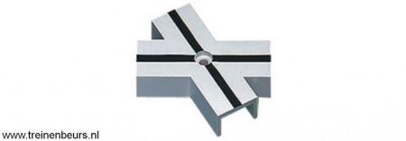 Fleischmann 6913 Kruispunt symbool N/H0 NIEUW