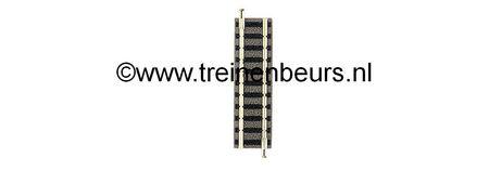 Fleischmann 9102 RECHTE RAIL 57,5 MM. NIEUW