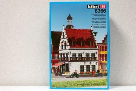 KIBRI 8366 Stadhuis Uitloop
