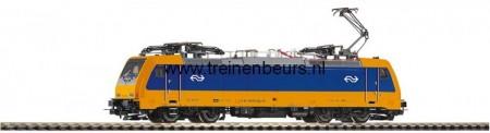 PIKO 59962-2 TRAXX F140 MS2 Blauw/geel NS NIEUW