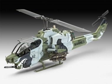 REVELL 04943 Vliegtuigen- Militair Bell AH-1W 1:48