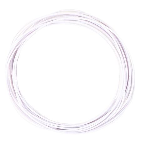 FALLER 163790 DRAAD 0,04 MM², WIT, 10 M (6/19) *
