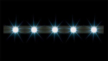 FALLER 180648 2 LICHTSTRIPS MET LED VERLICHTING, WIT