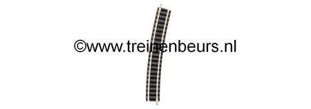 Fleischmann 9136 RAIL GEBOGEN R4 15 graden NIEUW