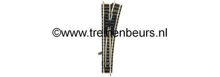 Fleischmann 9171 WISSEL RECHTS HAND NIEUW