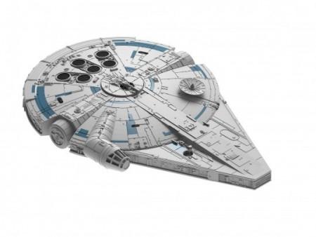 REVELL 06767 Star Wars Millennium Falcon Build&play 1:164