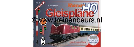 RO 81397 ROCO Geoline met bedding H0 Railplanboek ROCO Geoline NIEUW