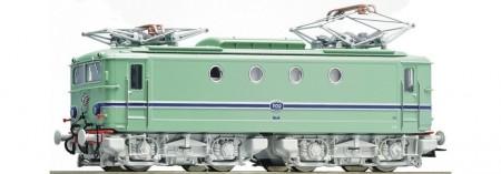 Roco 72379 NS E-lok Serie 1100 turqouse bedrijfsnummer 1137 NIEUW uitloop
