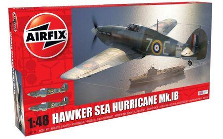 AF 05134 HAWKER SEA HURRIC.MK.IB 1:48