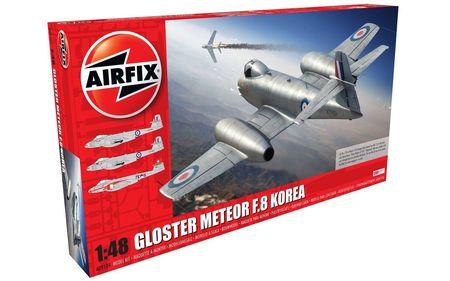 AF 09184 GLOSTER MET.F8 KOR.WAR 1:48