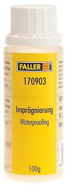 FALLER 170903 NATUURSTEEN, IMPREGNATIE, 100 G