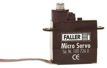 FALLER 180726 SERVO