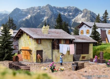 KIBRI 38809 H0 Berghaus Palue in Grevasal