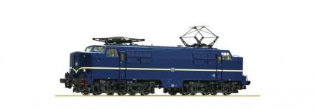 Lok 1223 NS Berlijns blauw DIGITAAL+SOUND