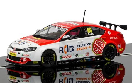 SCALEXTRIC 3863 BTCC MG6 JOSH COOK