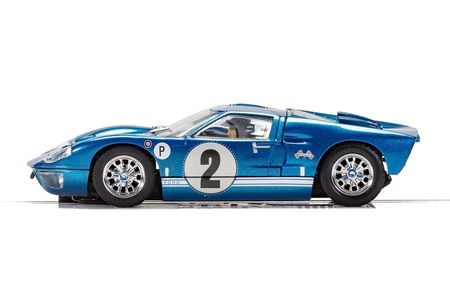 SCALEXTRIC 3916 FORD GT MKII SEBRING 1967