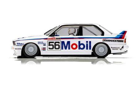 SCALEXTRIC 3929 BMW E30 M3 1988 PETER BROCK BATHURST #56