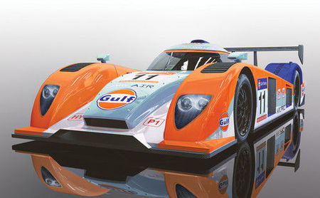 SCALEXTRIC 4090 TEAM LMP GULF (10/19) *