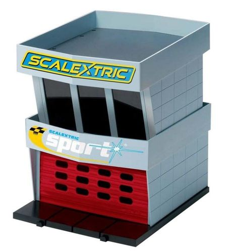SCALEXTRIC 8321 PIT GARAGE