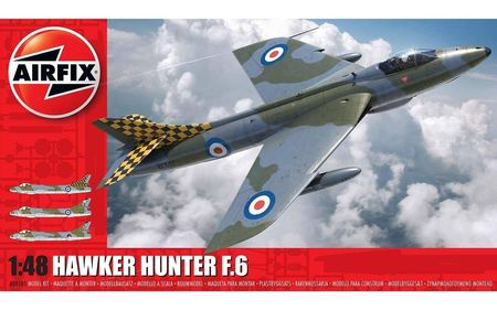 AF 09185 HAWKER HUNTER F6 1/48 (10/18) *