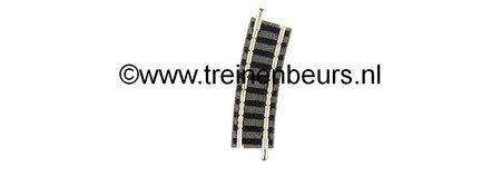 Fleischmann 9122 RAIL GEBOGEN R1 15 graden NIEUW