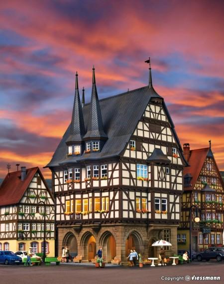 KIBRI 38900 H0 Rathaus Alsfeld