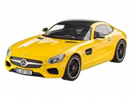 REVELL 07028 Auto's- Personen Mercedes AMG GT 1:24
