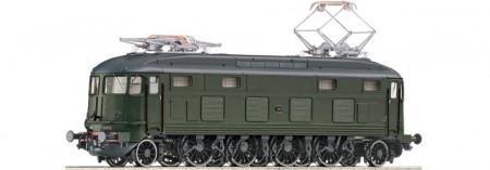 Roco 72521 NS E-lok Serie 1000 groen nummer 1010 NIEUW uitloop