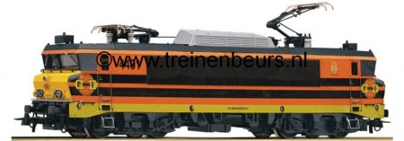 Roco 79685 RRF E-lok Serie 4401 Rotterdam Rail Feeding NIEUW uitloop