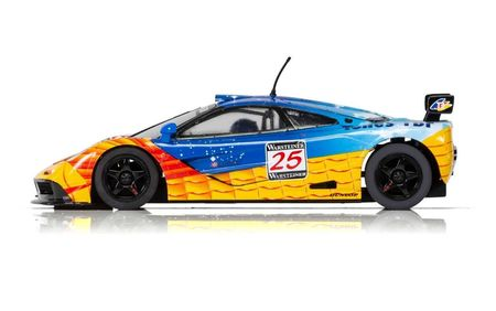 SCALEXTRIC 3917 MCLAREN F1 GTR FIA GT NURBURGING BBA COMPETITION