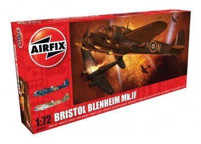 AF 04059 BRISTOL BLENHEIM MK1F