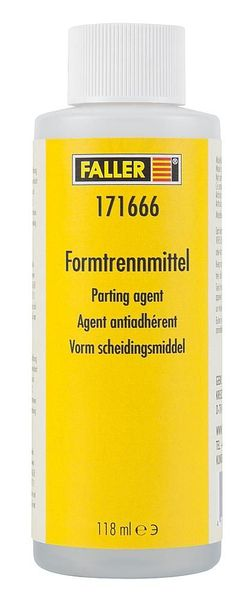FALLER 171666 VORM SCHEIDINGSMIDDEL, 118 ML