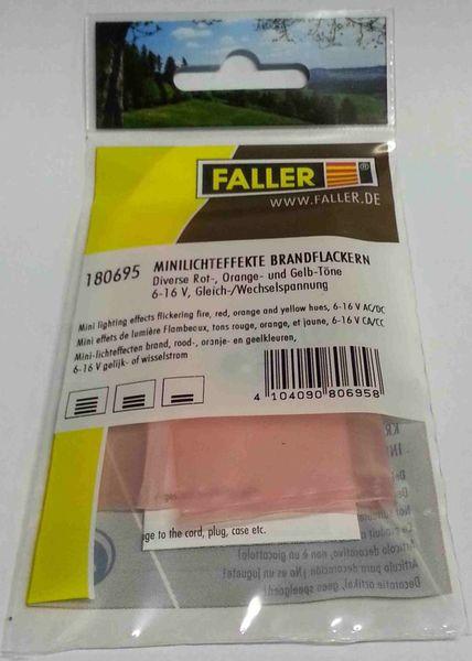 FALLER 180695 MINI-LICHTEFFECTEN BRAND