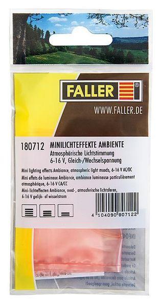 FALLER 180712 MINI-LICHTEFFECTEN AMBIANCE