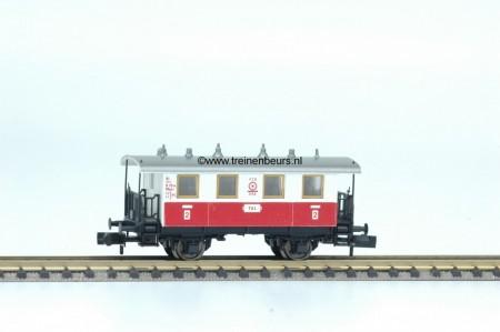 FL 8056K Loklaakbaan wit/rood NIEUW
