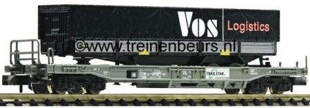 FL 845362 Dieplader Trailstar dieplader met VOS Logistics oplegger NIEUW uitloop