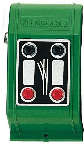 Fleischmann 6920-G Schakelaar voor twee wissels N/H0 netjes gebruikt