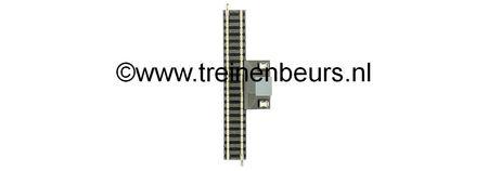 Fleischmann 9108 AANSLUITRAIL 111 MM. ONTSTORING NIEUW