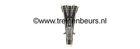 Fleischmann 9157 DRIEWEGWISSEL HAND NIEUW