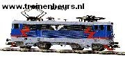 Ma 3341 u Lokomotieven~ E-lok Zweden blauw
