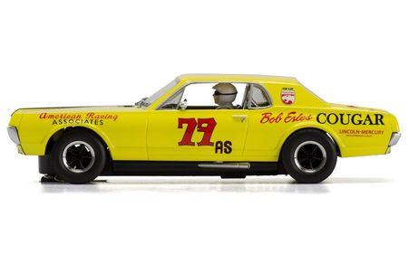 SCALEXTRIC 3729 MERCURY COUGAR XR7 1967 TRANS AM