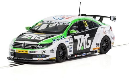 SCALEXTRIC 3918 VW PASSAT CC NGTC TEAM HARD