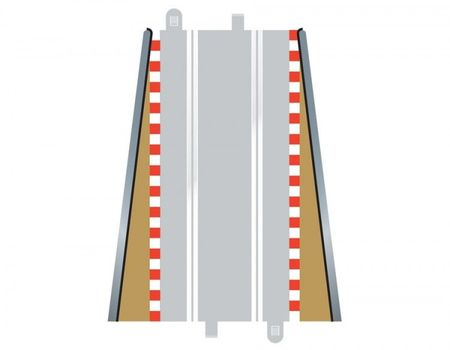SCALEXTRIC 8233 LEAD IN / LEAD OUT BORDERS X 2
