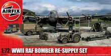 AF 05330 WWII BOMB.RE-SUPPLY SET 1:72