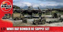 AF 05330 WWII BOMB.RE-SUPPLY SET 1:72