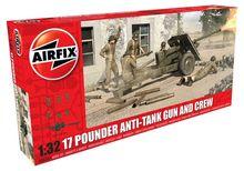 AF 06361 17 PDR ANTI-TANK GUN