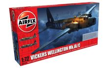 AF 08019 VICKERS WELLINGTON MK.IC 1:72 (5/18) *