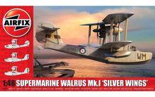 AF 09187 SUPERMARINE WALRUS SIL.WINGS 1/48 (8/18) *