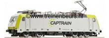 """BR 186 """"CAPTRAIN"""""""